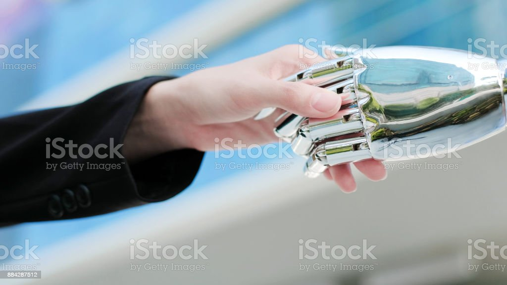 artificial intelligence concept royalty-free stock photo