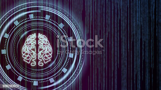 istock Artificial intelligence concept. 936290024