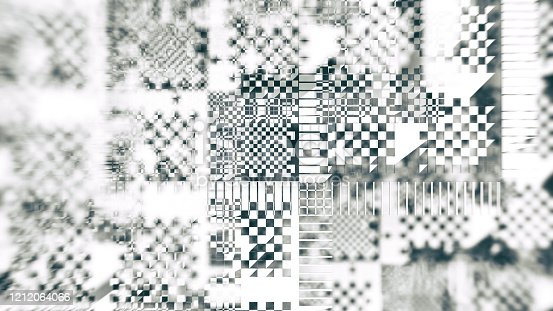 872460930 istock photo Artificial Intelligence CPU block 1212064066