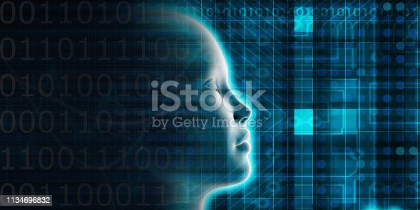 1042827770istockphoto Artificial Intelligence Evolution 1134696832