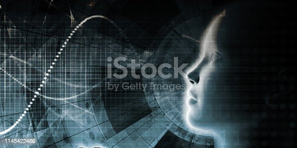 istock Artificial Intelligence Evolution 1145422466