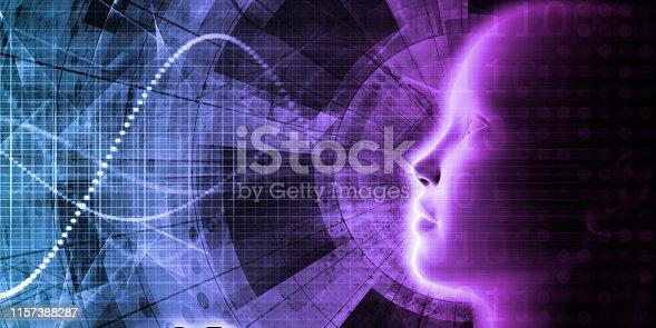 1042827770istockphoto Artificial Intelligence Evolution 1157388287