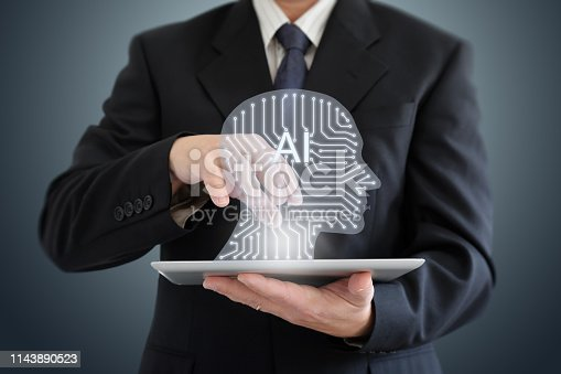 539953610istockphoto AI Artificial intelligence future technology innovation internet 1143890523