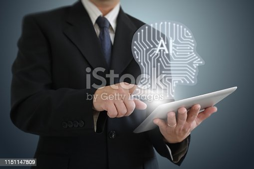 539953610istockphoto AI Artificial intelligence future technology innovation internet 1151147809