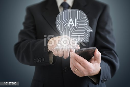 539953610istockphoto AI Artificial intelligence future technology innovation internet 1151378051