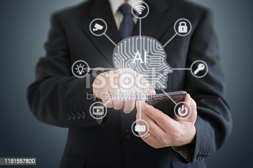 851956174istockphoto AI Artificial intelligence future technology innovation internet 1151557820
