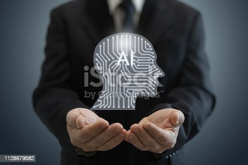 539953610istockphoto AI Artificial intelligence future technology learning innovation internet of things big data 1128679582