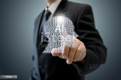 539953610istockphoto AI Artificial intelligence future technology learning innovation internet of things big data 1128680170