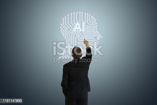 539953610istockphoto AI Artificial intelligence future technology learning innovation internet of things big data 1151147833