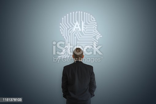 539953610istockphoto AI Artificial intelligence future technology learning innovation internet of things big data 1151378103