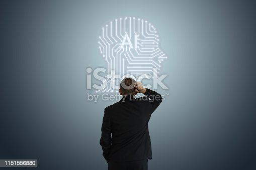539953610istockphoto AI Artificial intelligence future technology learning innovation internet of things big data 1151556880