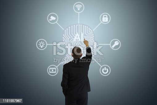 539953610istockphoto AI Artificial intelligence future technology learning innovation internet of things big data 1151557967