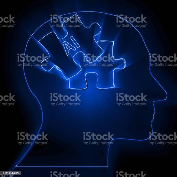 Artificial intelligence head puzzle think brain robot picture id1129344059?b=1&k=6&m=1129344059&s=612x612&h=algytehvrqrhxmqodikfc9ymanwkvj7so yjzmenhwu=