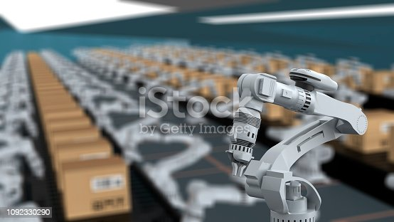 istock Artificial Intelligence Industry 1092330290