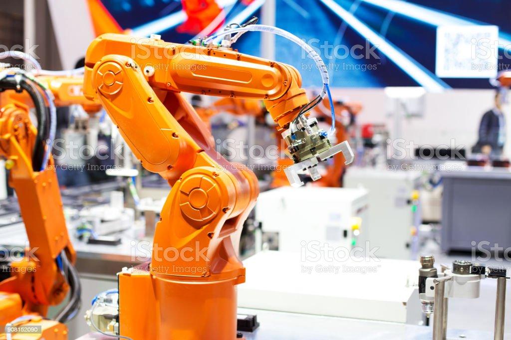 künstliche Intelligenz-Maschine – Foto