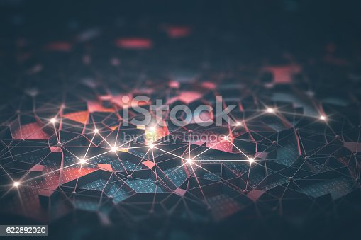 istock Artificial Intelligence / Neural Network 622892020
