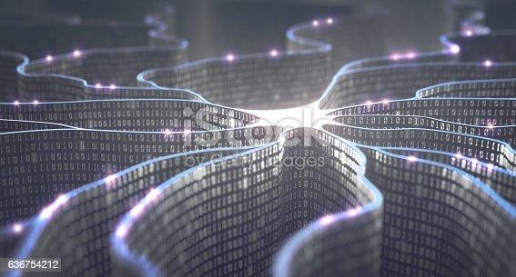 istock Artificial Intelligence Neural Network 636754212