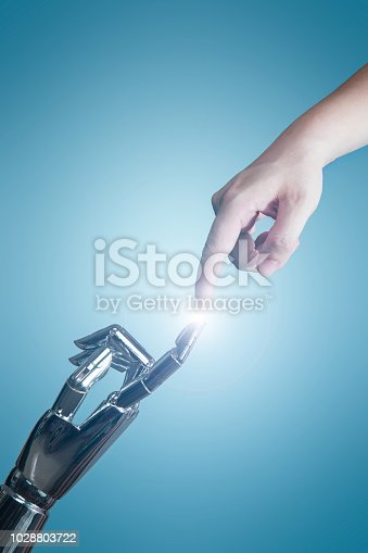 867341648 istock photo Artificial intelligence 1028803722