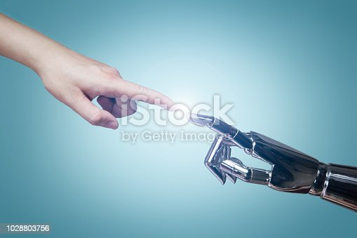 istock Artificial intelligence 1028803756