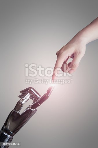 867341648 istock photo Artificial intelligence 1028803760