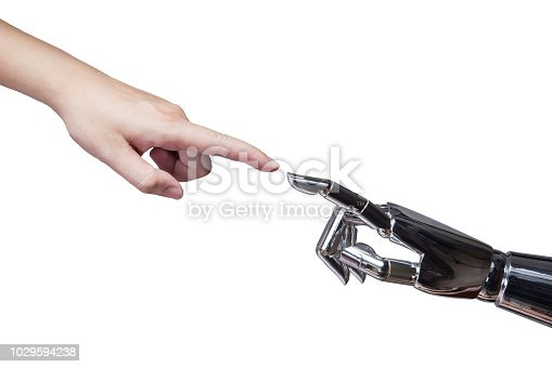 867341648 istock photo Artificial intelligence 1029594238