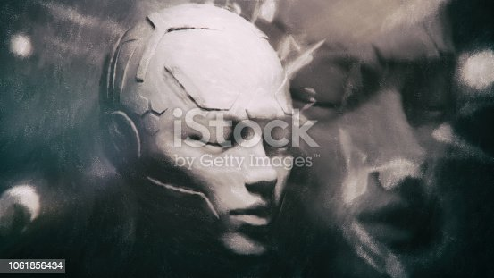 istock Artificial Intelligence 1061856434