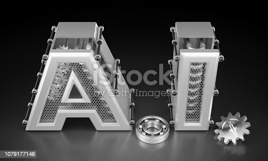 istock Artificial (Machine) Intelligence 1079177146