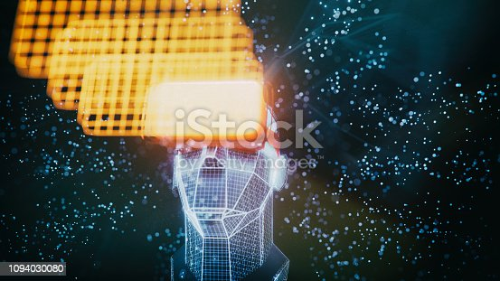 istock Artificial Intelligence 1094030080