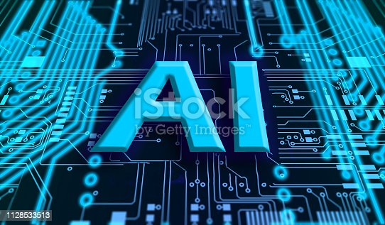545118508 istock photo artificial intelligence 1128533513