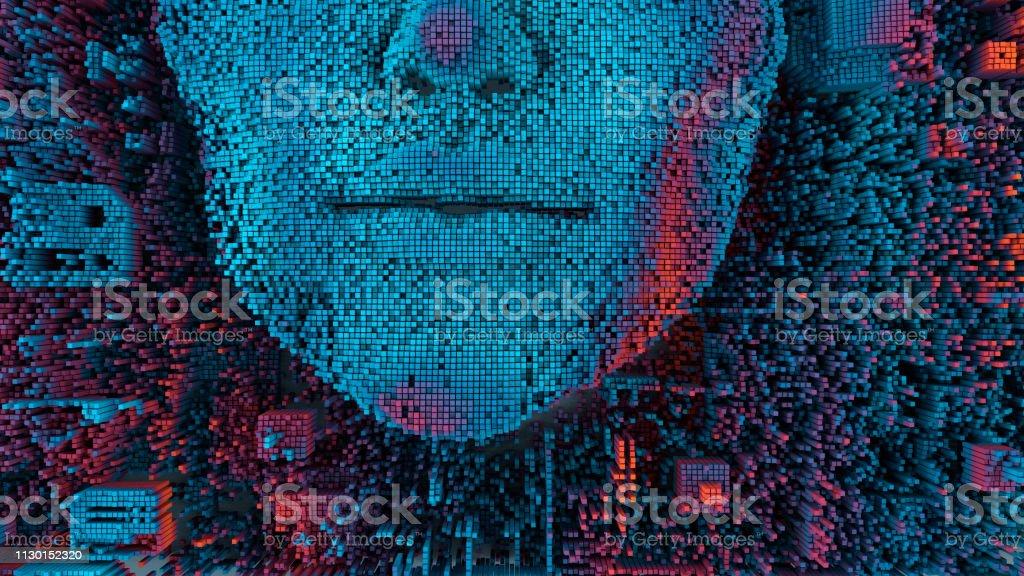 Artificial intelligence - foto stock