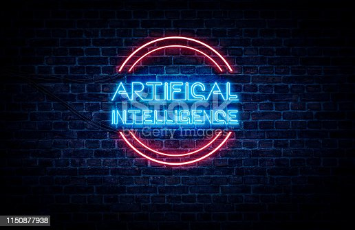 istock Artificial Intelligence 1150877938