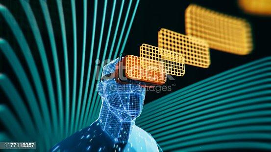 istock Artificial Intelligence 1177118357