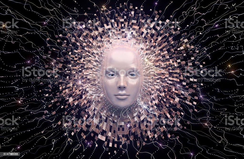 Künstlicher Intelligenz – Foto
