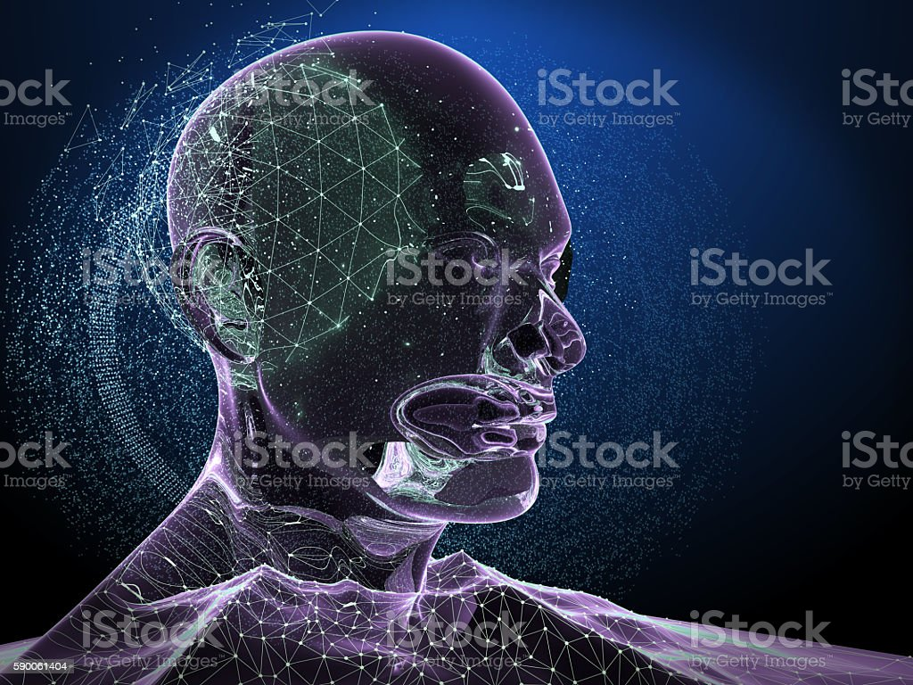 Artificial Intelligence stock photo