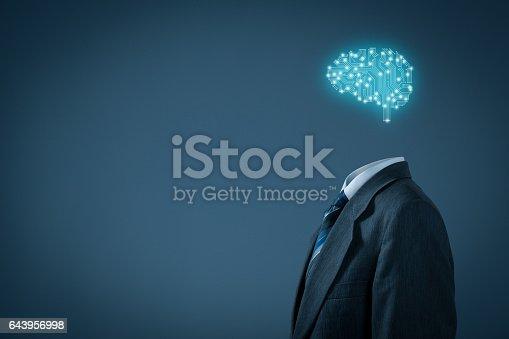 istock Artificial intelligence 643956998