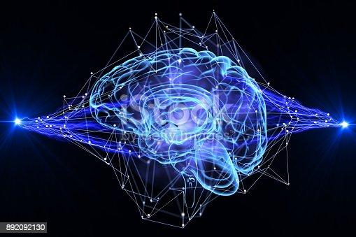istock Artificial intelligence 892092130