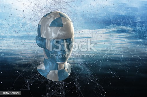 istock Artificial Intelligence, Technology Concept 1057875652