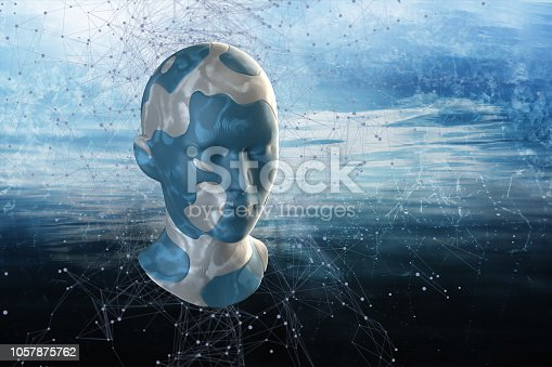 913589004 istock photo Artificial Intelligence, Technology Concept 1057875762