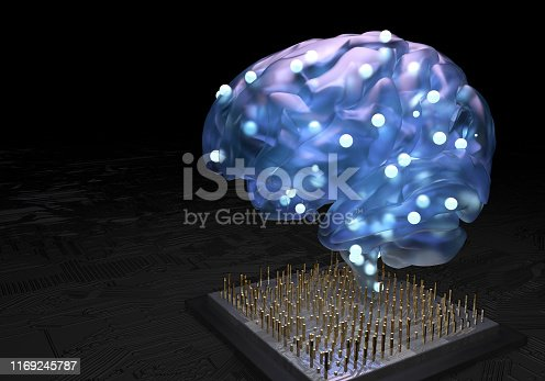 istock Artificial Intelligence Technology 1169245787