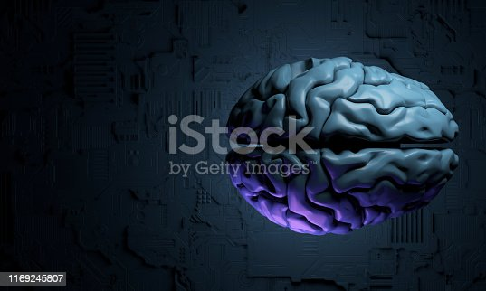 istock Artificial Intelligence Technology 1169245807