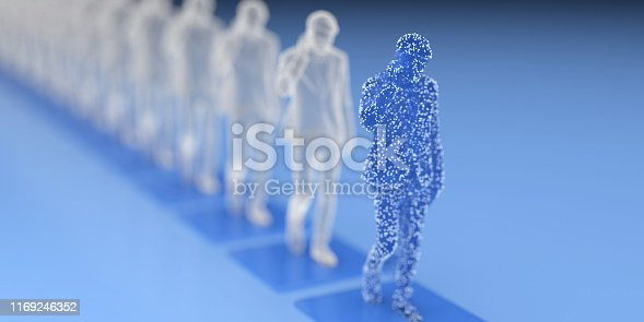 istock Artificial Intelligence Technology 1169246352