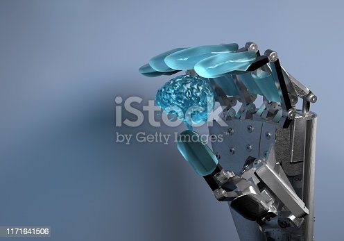 istock Artificial Intelligence Technology 1171641506