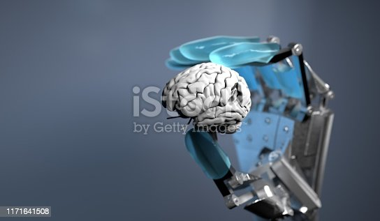 istock Artificial Intelligence Technology 1171641508