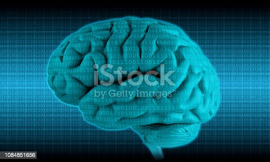 935122742istockphoto Artificial Intelligence With Binary Codes 1084851656