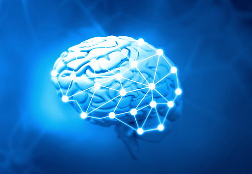 istock Artificial intelligent brain 1051691694