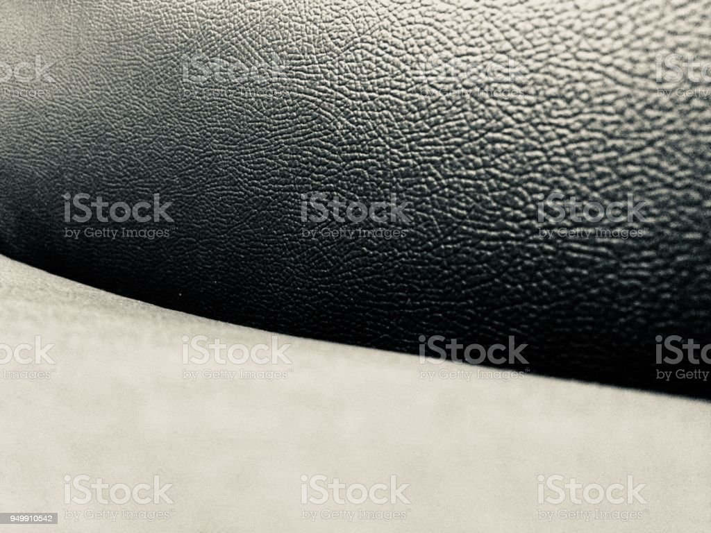 Artificial leather clothes multicolour object photo stock photo