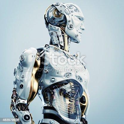 istock Artificial man 483979938
