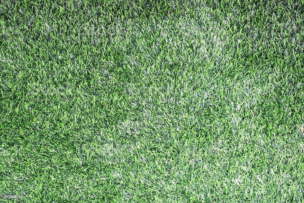 artificial turf or Artificial grass. stock photo