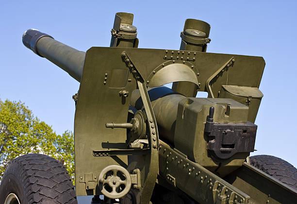 Artillery gun – Foto