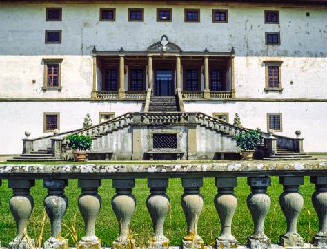Artimino, Medici villa